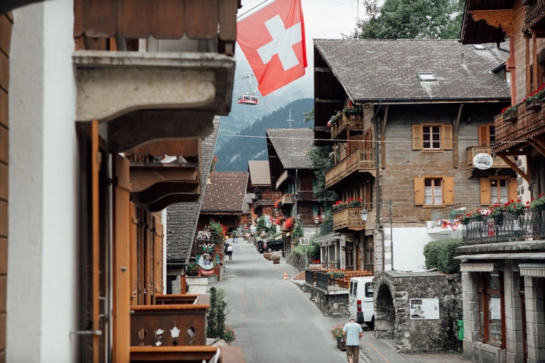 Mariage à Champery Suisse