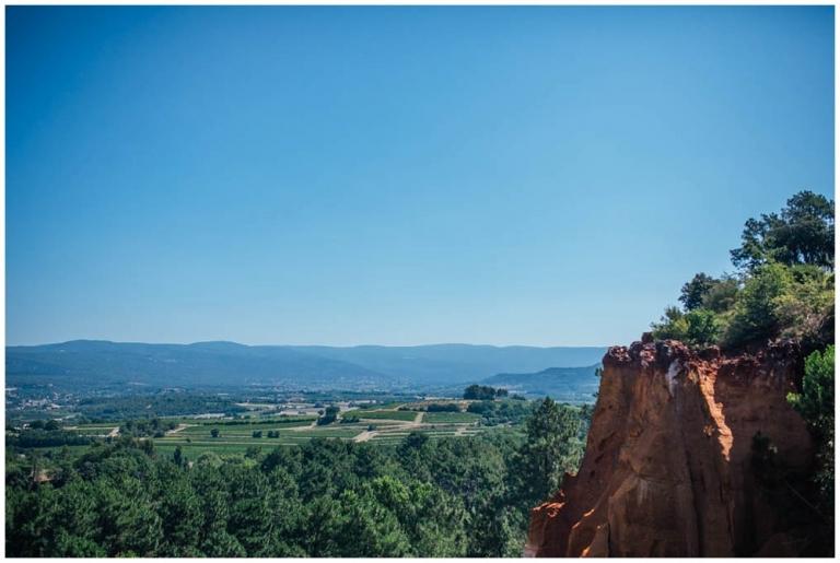 Séance engagement au sentier des ocres - Roussillon