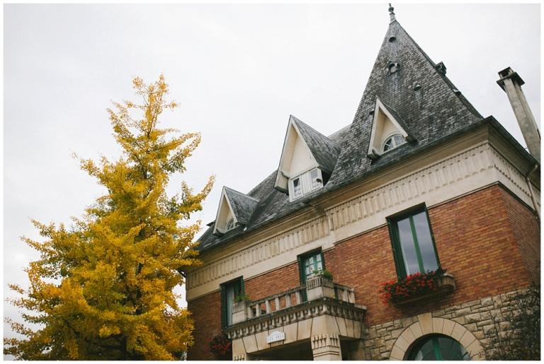 Mariage au Château de la Trye, Hermes