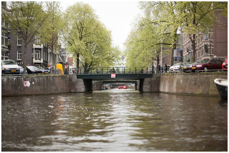 Roadtrip à Amsterdam King's day