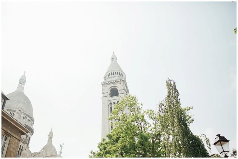 Séance engagement à Montmartre