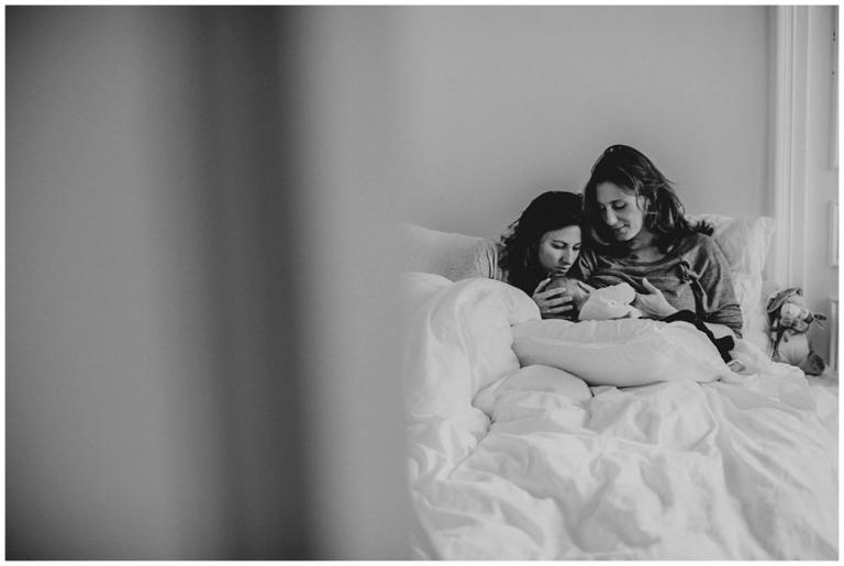Séance photo famille à domicile 4e arrondissements Paris