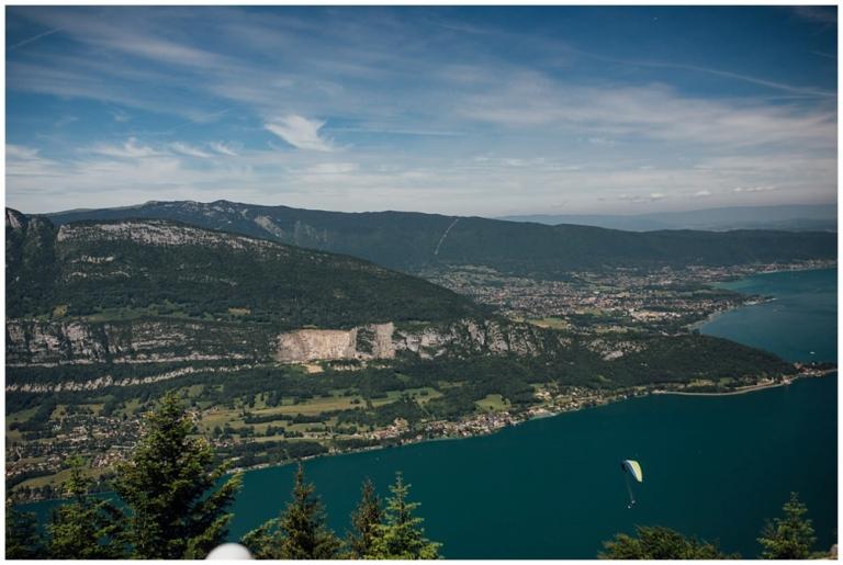 Mariage au Col de la Forclaz, Montmin, Annecy