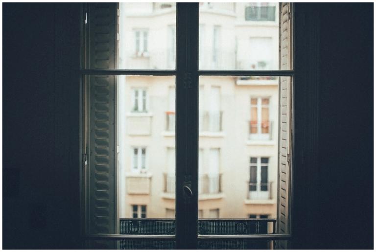 Séance couple intime à Montmartre - Paris