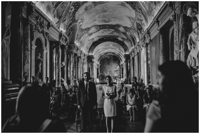 Mariage à l' Abbaye de Soreze, Toulouse