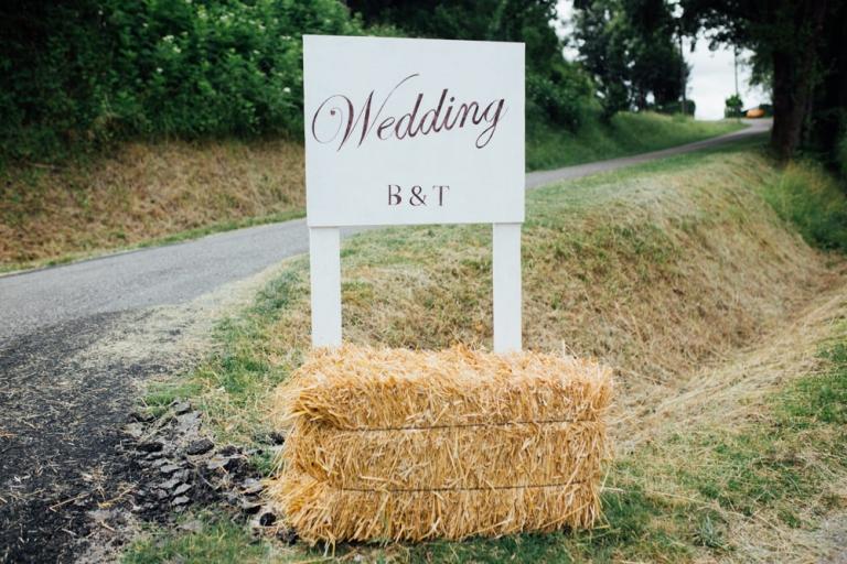Mariage à Toufailles Tarn