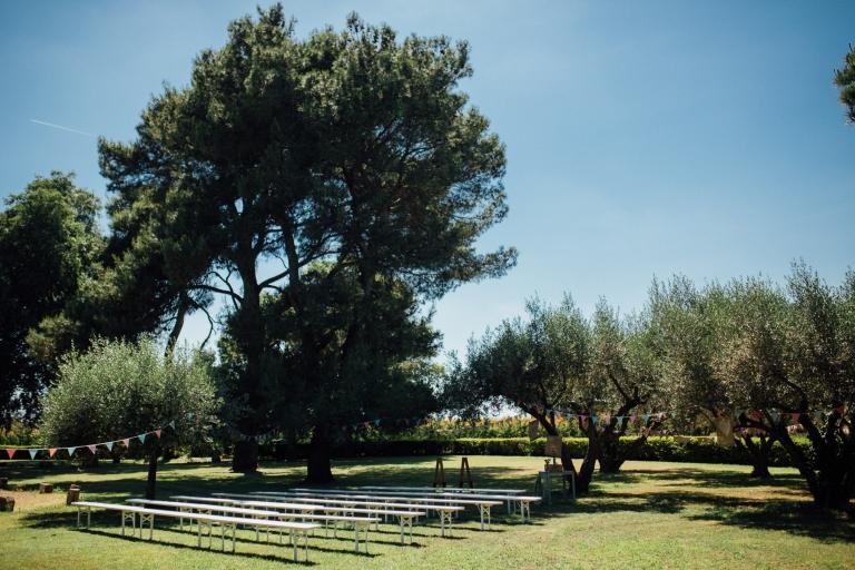 Mariage au Domaine de Villary Nîmes