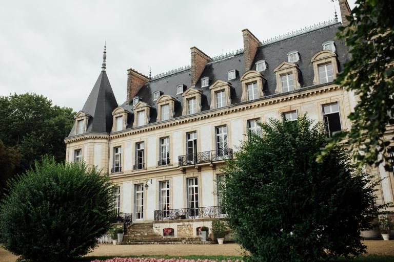Mariage au Château Santeny