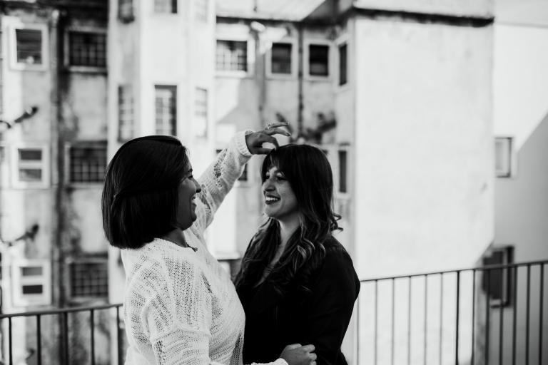 Séance Couple Lisbonne