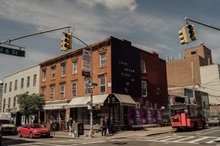 photographe engagement Brooklyn