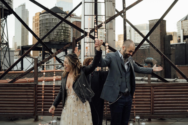 Mariage à New-York – Gary's loft
